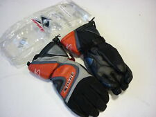 GUANTI IN TESSUTO ICE SPYKE ROSSO L MOTORCYCLE GLOVES Handschuh