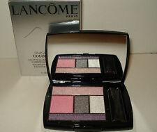 Lancome Color Design Eye Brightening  5 Shadow & Liner Palette 201Pink Envy NIB