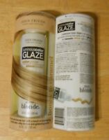 1 JOHN FRIEDA sheer blonde LUMINOUS COLOR GLAZE COLOR GLOSSER SHINE BOOSTER