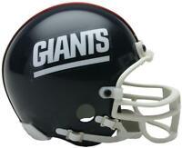 Riddell New York Giants VSR4 81-99 Throw Back Mini Football Helmet - Fanatics