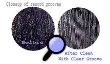 El limpiador de registro Original Claro Surco-Vinilo Lp spray líquido de limpieza