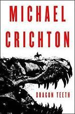 Dragon Teeth by Michael Crichton (Hardback, 2017)