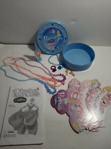 Pretty Pretty Princess Cinderella Game Piece Replacement Lot Spinner Jewelry