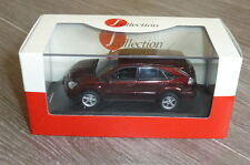 TOYOTA HARRIER HYBRID PREMIUM S PACKAGE 2006 COOPER BROWN MICA JCOLLECTION JC420