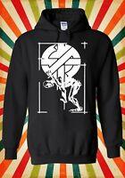 Crass Anarchy Punk Rock Music Cool Men Women Unisex Top Hoodie Sweatshirt 1812