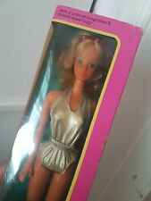 Sun Gold Malibu Pj Steffie Made In Hong Kong   #1187 barbie 1983
