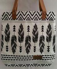 New fashionable canvas boho tote shoulder/beach/shopping  bags Tribal Arrow