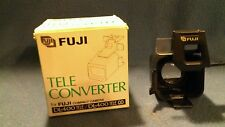 FUJI TELE CONVERTER FOR DL 400 DL 400 compact camera