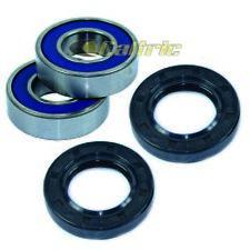 Rear Wheel Ball Bearings Seals Kit Fits KAWASAKI KL250 Super Sherpa 2000-2010
