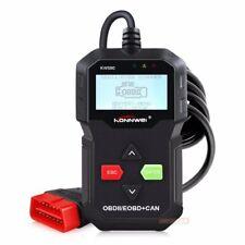 Valise OBD2 Auto Scanner Diagnostic Lecteur de Code Outil de Diagnostique Pro FR