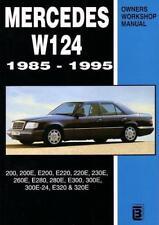 Mercedes-Benz 220 Car Owner & Operator Manuals