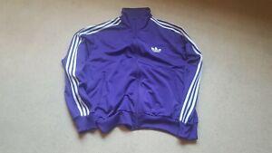 Adidas Trainingsjacke XL Farbe Lila selten!