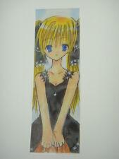 Japanese Anime Shaman King Doujin Fanart Bookmark I006
