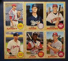 2017 Topps Heritage Minors MiLB Baseball You Pick From List