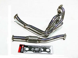 OBX Racing Sports Exhaust Header For 1992-1995 Toyota Paseo & Tercel 5EFE 1.5L