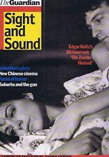 EDGAR REITZ SIGHT & SOUNDGuardian London Film Festival Supplement