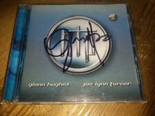 Glenn Hughes-Joe Lynn Turner: Hughes Turner Project 2 - HAND SIGNED