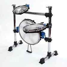 TRAPS A-300 Acoustic Drumset,leicht,platzsparend,TopSound,erweiterbar,REMO-Felle