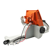 Fuel tank with filler cap and Rear handle for STIHL MS660 066 MS650 Chainsaw