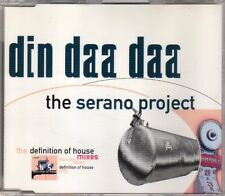 The Serano Project - Din Daa Daa - CDM - 1996 - Eurodance Eurohouse 3TR