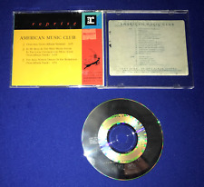 RARE American Music Club Over and Done/In My Role/Amyl Nitrate USA TOUR PROMO CD