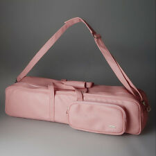 Double BJD Carrier Bag Dollmore traveling bag SD Leather Pink