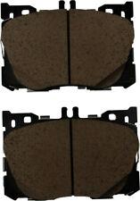 Disc Brake Pad Set Front WD Express 520 33102 001