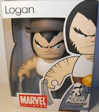 Logan Wolverine Marvel Mighty Muggs X-men Rare MINT Brand New inBox Series5 2008