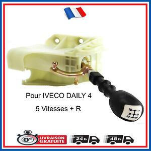 Levier de vitesse IVECO DAILY IV (2006-2012) 5 vitesses = 5801260773 504179736