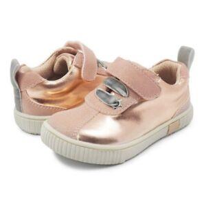 NIB LIVIE & LUCA Shoes Spin Rosegold Shimmer 7 9 11 12 13