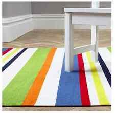 Striped Rug, 100% Cotton, L170cm X W110cm
