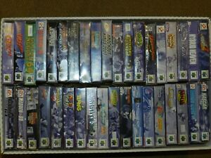 Nintendo 64 N64 Games Complete Fun You Pick & Choose Video Games Lot UPDATE 2/20