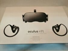Oculus Rift CV1 Virtual Reality Headset with 2 Controllers and 2 Sensors