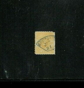 Wurttemberg (Allemagne) #48 D'Occasion Largeur / Faults. Cat.140.00 Largeur/O