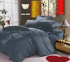 1000 THREAD COUNT 100%25 EGYPTIAN COTTON DUVET COVER BEDDING LUXURY HOTEL BED SET