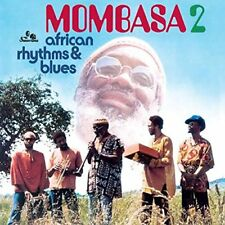 MOMBASA - African Rhythms & Blues 2(Audio CD 2008) Import NEW