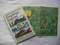 Kinderbuch Erzgebirgstour DDR 1983 Ostalgie Dachbodenfund Bergmann Nussknacker