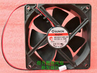 for SUNON 12038 MEC0381V1-000C-A99 12V 10W Cabinet Cooling Fan
