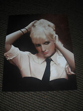 Ashlee Simpson Color 8x10 Photo Promo Picture Blonde