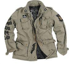 Alpha Industries Rough Herren Winter Jacke Größe L