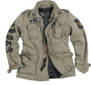 Alpha Industries Rough Herren Winter Jacke Größe xxl