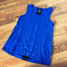 Tee Shirt Nike Dry Fit Taille XS Bleu