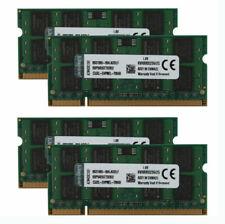 Kingston 8GB 4x 2GB PC2 6400S 2RX8 DDR2 800MHz 200pin RAM di memoria SO-DIMM