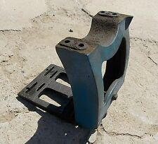 """Logan mo 922 11"""" Metal Lathe motor mount assembly"""