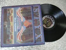 """Styx  """"Paradise Theatre"""" LP  A&M Records SP-3719 laser etched, """"STYX"""" logo q2"""