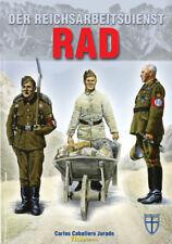 Jurado Der Reichsarbeitsdienst RAD 3. Reich 2. Weltkrieg Militaria Flak Ostfront