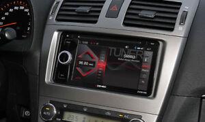 Pour Toyota Yaris 2 XP Toucher Autoradio DAB+ USB Android App Bluetooth CD DVD