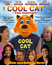 COOL CAT KIDS SUPERHERO, the Anti-Bullying and Kids Gun Safety Movie