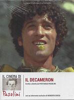 Dvd **IL DECAMERON** di Pier Paolo Pasolini nuovo Digipak 1970