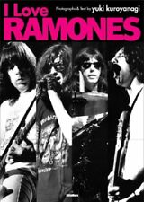 Ramones Japan Ultimate Guide Book I Love Ramones 2007 Japan